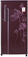 LG 188 L Direct Cool Single Door Refrigerator(GL-B191KSHV, Scarlet Heart, 2017) (LG)  Buy Online