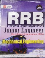 RRB Mechanical Engineering (Junior Engg.) 2016(English, Paperback, GKP Editorial Board)