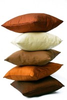 Royal DecoFurnishing Plain Cushions Cover(Pack of 5, 60 cm*60 cm, Multicolor)
