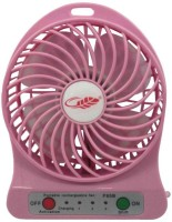 View Jeeya USB Table Mini Fan 4 Blade Table Fan(Multicolor) Home Appliances Price Online(Jeeya)