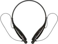 Vellora HBS730-B14 Headset with Mic(Black, In the Ear)