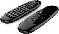 W2W AIR MOUSE C120 Wireless Multi-device Keyboard(Black)