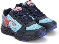Disney Boys Lace Running Shoes(Blue)