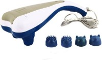 Online World DD-0909 Double Headed Dolphin Massager(White) - Price 560 77 % Off