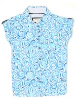 Pepe Jeans Girls Printed Casual Shirt