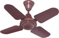 View FRITO CRUZE 24'' 4 Blade Ceiling Fan(Brown, Ivory) Home Appliances Price Online(Frito)