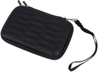 Gadget Deals Pouch for Seagate, Toshiba, WD, Sony and Transcend 2.5 inch External HD(Black, Waterproof, Artificial Leather)