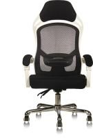 View Silver Arrow Executive Chair Fabric Office Executive Chair(Multicolor) Furniture (Silver Arrow)