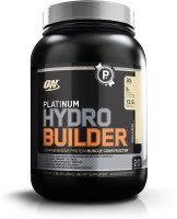 Optimum Nutrition Platinum Hydro Builder Whey Protein(1 kg, Vanilla Bean)