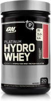 Optimum Nutrition Platinum Hydro Whey Protein(795 g, Supercharged Strawberry)