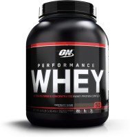 Optimum Nutrition Performance Whey Protein(1950 g, Chocolate)