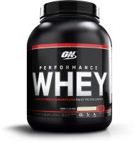 Optimum Nutrition Performance Whey Protein(1900 g, Vanilla)