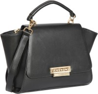 Bagkok Women Black PU Satchel