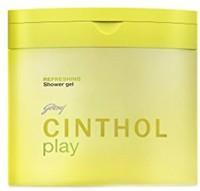 Cinthol Play Refreshing Shower Gel(200 ml) - Price 100 33 % Off