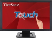 View Sonic 21.5 inch Full HD LED - TD2220kkk Monitor(Black)