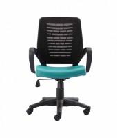View HOF PRIVIYA 7004 Nylon Office Executive Chair(Black) Furniture (HOF)