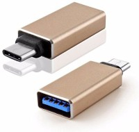 View Ejebo USB Type C OTG Adapter(Pack of 2) Laptop Accessories Price Online(Ejebo)