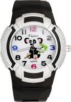 Vizion 8565AQ-1 LUI - The Bamboo Panda Analog Watch For Kids