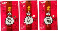 Gone Mad Choco Strawberry (24 pcs Inside each pack) Waffles on a stick(3 x 104 g)