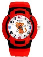 Vizion 8565AQ-6-1 TERU -The Little Tiger Analog Watch For Kids