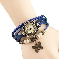 iDIVAS Fancy Style See You Again Lucky Charm Watch - For Girls