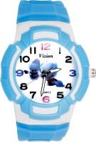 Vizion 8565AQ-5-3 Fan&Dak-The Snow Dogs Analog Watch For Kids