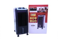 View FARM COOL 1 INDOOR AIR COOLER Personal Air Cooler(Black, 9 Litres)  Price Online