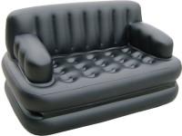 View Bestway PVC 3 Seater Inflatable Sofa(Color - (Glossy) Love Seat Sofa Black) Furniture (Bestway)