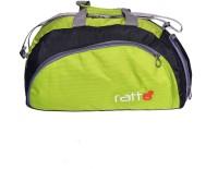 Ratto DJ-0292-GRN Travel Duffel Bag(Green, Black)