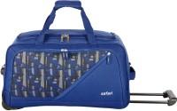 Safari TROJAN RDFL 55 BLUE Duffel Strolley Bag(Blue)