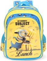 Despicable Me School Bag(Multicolour, 23 L)