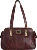 Hawai Hand-held Bag(Brown)