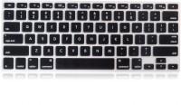 View Avenue Protector Laptop Keyboard Skin(Black) Laptop Accessories Price Online(Avenue)