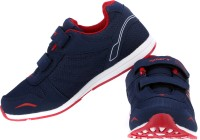 SPARX SL-77 Running Shoes For Women(Navy, Blue, Red)