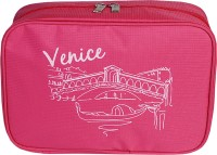 Italish Cosmetic Pouch(Pink)