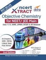 NCERT Xtract - Objective Chemistry for NEET/JEE Main (Class 11/12) Second Edition(English, Paperback, Disha Experts)