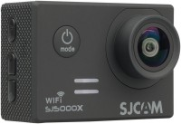 SJCAM SJ5000X Elite lcd screen (Black) Adjustable Viewing Angle: 170° 140° 110° & 70° Sports & Action Camera(Black)