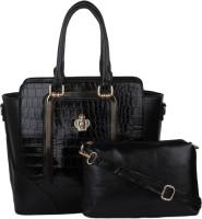 Style Villaz Satchel(Black)
