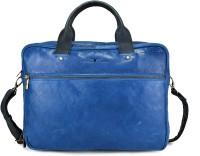 View Urban Forest 14 inch Laptop Messenger Bag(Blue) Laptop Accessories Price Online(Urban Forest)