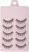 Magideal Eyelashes(Pack of 5) - Price 199 80 % Off