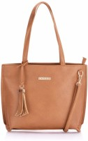 Caprese Hand-held Bag(Brown)
