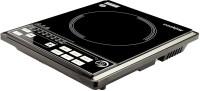 Usha C 2102 P Induction Cooktop(Black, Push Button)