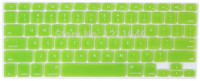 View AVMART Keyboard Protector Laptop Keyboard Skin(Green) Laptop Accessories Price Online(AVMART)
