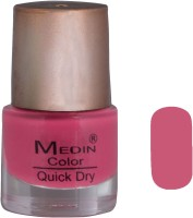 Medin Super_Nail_Paint_Pink Pink(12 ml) - Price 70 64 % Off