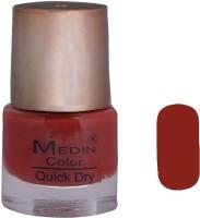 Medin Anitique_Nail_Paint_DarkRed DarkRed(12 ml) - Price 70 45 % Off