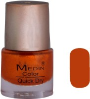Medin Fine Color_Nail_Paint_Red Red(12 ml) - Price 70 64 % Off