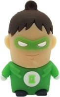 View Green Tree Superhero 16 GB Pen Drive(Green) Laptop Accessories Price Online(Green Tree)