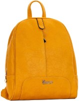 Xperience Awesome Backpack Yellow Multipurpose Bag(Yellow, 15 inch)