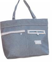 ALiVE SEMISPFBAGABZ-17-4 Waterproof Multipurpose Bag(Grey, 5 L)