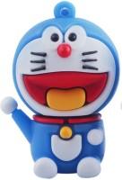Green Tree Cartoon Doraemon 32 GB Pen Drive(Blue)